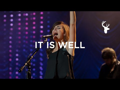 It Is Well - Kristene DiMarco & Bethel Music - You Make Me Brave