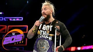 Enzo Amore doubles down on insulting the rest of his division: WWE 205 Live, Sept. 26, 2017