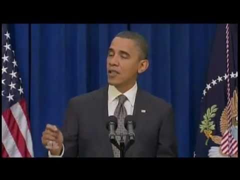 Obama Kicks Door Open OMG!!