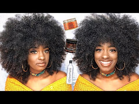 Hair Products that Make Your Hair CURLY | alexuscrown