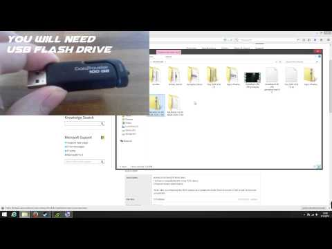 How to update Asus Motherboard bios from USB Drive ( Asus Maximus Vii Ranger)