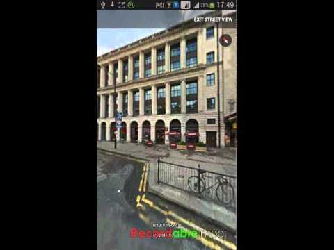 Google Earth - Street View