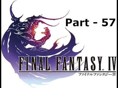 Let's Play Final Fantasy IV - Part 57: Adamantite and a Frying Pan