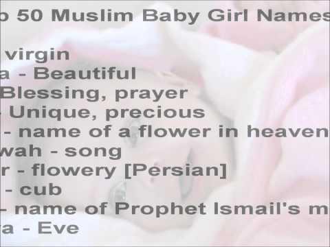 Top 50 muslim baby girl names 2015, Arabic Baby Girl Names 2015
