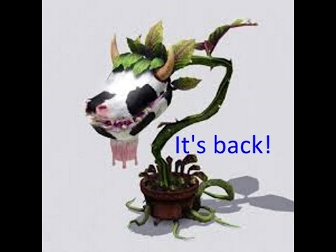 The Sims 3 Plus Pets! Part 2: THE COW PLANT IS BACK!