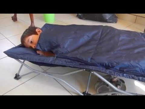 Sleeping Bag Cot