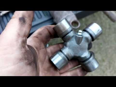 How to to tell if your universal joints are bad