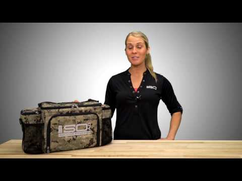 6 Meal Isobag Military Edition by Isolator Fitness