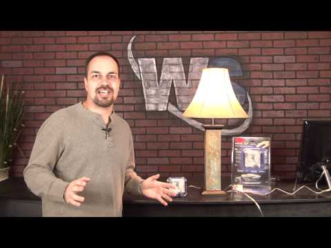 magic touch lamp switch