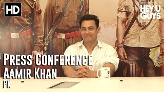 Aamir Khan Interview - PK Press Conference in Full
