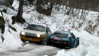 Highlights rallye Monte Carlo historique 29/01/2017 by Ouhla lui