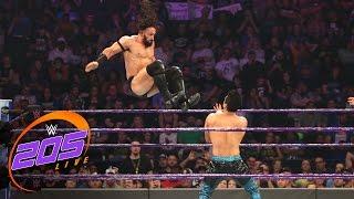 TJ Perkins vs. Neville: WWE 205 Live, Jan. 3, 2017