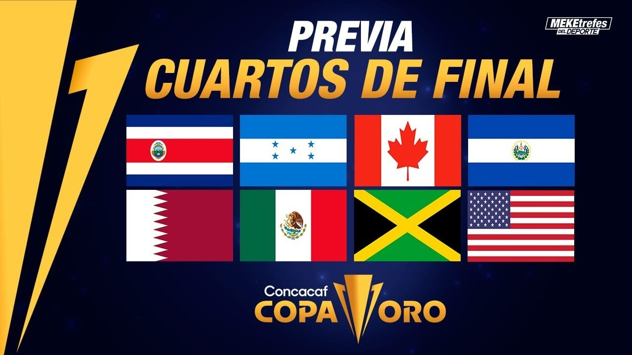 💪🏿 VAMOS CENTROAMÉRICA 🇨🇷 🇭🇳 🇸🇻 Sigue la ilusión 🎉 | Copa Oro | CONCACAF
