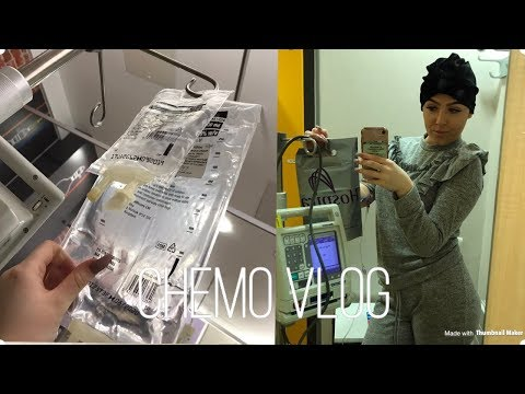 CHEMO VLOG | DAY IN THE LIFE OF A CANCER PATIENT | PICC LINE