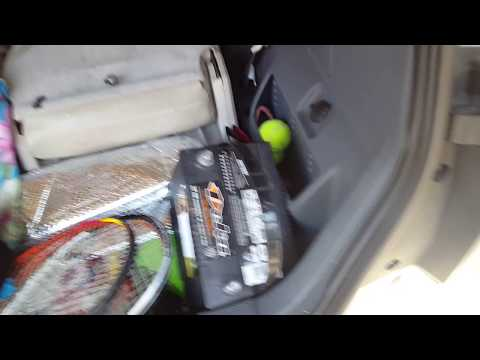 2009 Ford flex right blinker replacement