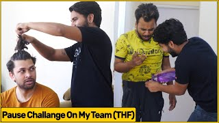 Pause Challange With The Hungama Films Team By Aditya Chaudhary | RDS Production