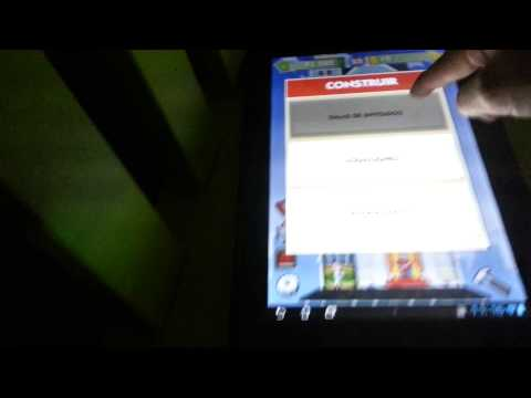 Monopoly Hotels Android. 1º Video