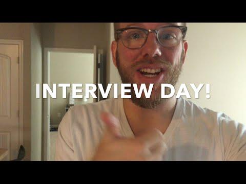 Web Developer Interview DAY!