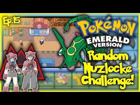 MEETING TEAM MAGMA   Fallarbor Town   Pokemon Emerald Random Nuzlocke Challenge! (Episode #15)