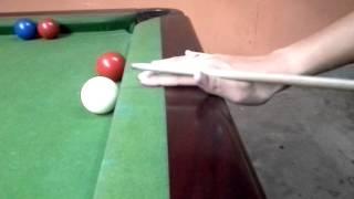 การแทงลูกติดชิ่ง Snooker Iq