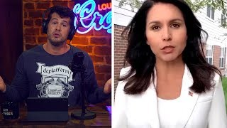 Steven Crowder Demands Answers of YouTube's Gabbard Censorship   Louder with Crowder