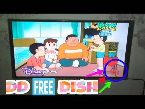 Disney channel On Dd Free Dish 2018 working with 100% proof - Apurba sarkar