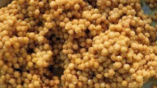 Butter Balls in Sweet Shop Style - Venna Undalu   Rice Flour And Butter Sweet