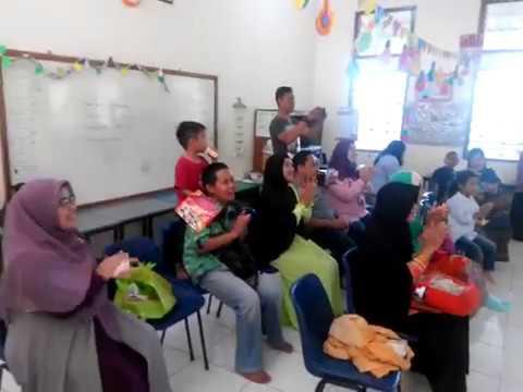 Ultah Mama Mahira di SLC Kelas 2 Ali 25 Maret 2017