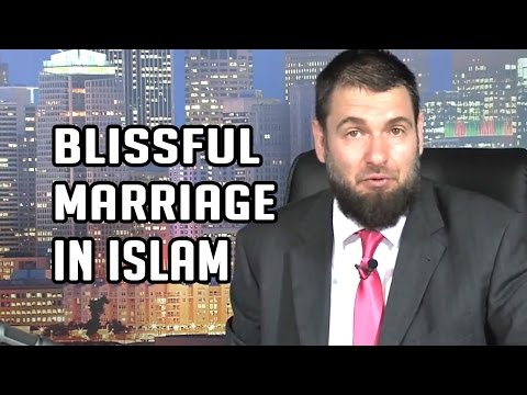 How Muslims can have a Blissful Marriage in Islam - The Deen Show