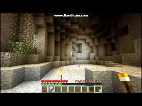 Minecraft ABOVE GROUND Double Dungeon Seed for 1.6.2, right next to spawn!