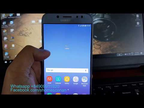 Unlock network Samsung Galaxy J7 Pro Plus 2017 J730F