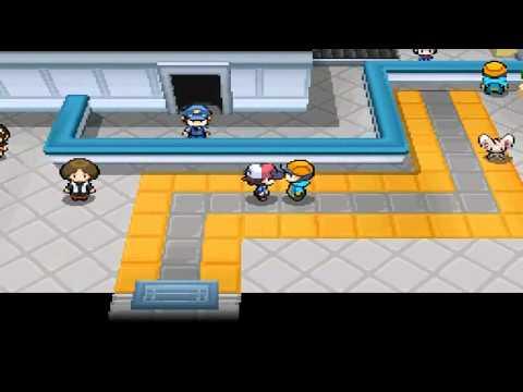 Pokémon White Part 30 - Mistralton City