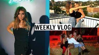 VLOG | work week as a youtuber