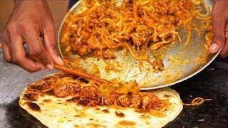 INDIAN STREET FOOD Tour in Kolkata, India | HUGE BENGALI Street Food in India + BEST Vegetarian Food