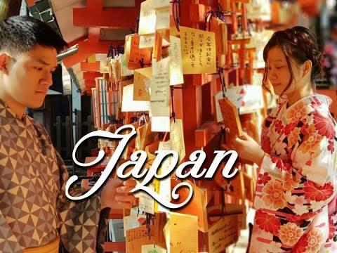 Japan Travel | Osaka | Kyoto | Kobe | Nagoya | Yokohama | Tokyo Disney Sea | Couple Travel