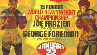 FightDoc: 1976-06-15 | Joe Frazier -vs- George Foreman