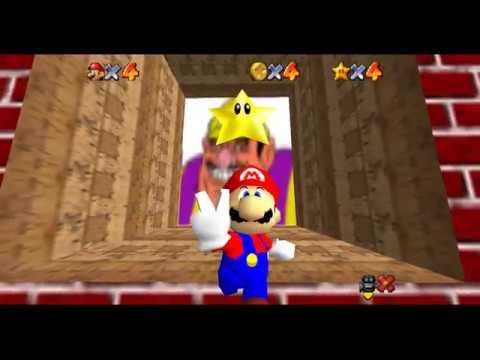 Super Mario 64 Custom Level: Wario's Farm