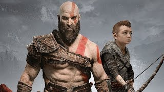 God of War 4 Walkthrough Gameplay