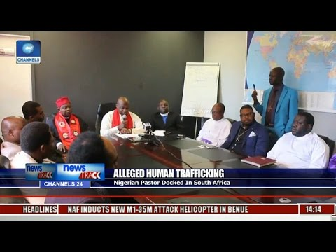 Alleged Human Trafficking: Nigerian Pastor Docked In South Africa