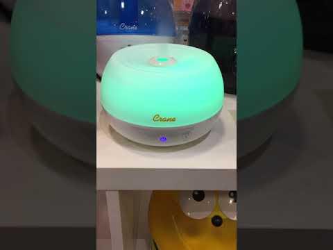 CRANE 2 in 1 Humidifier & Diffuser