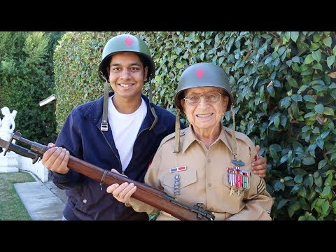 Millennial Travels the Country to Interview WWII Veterans