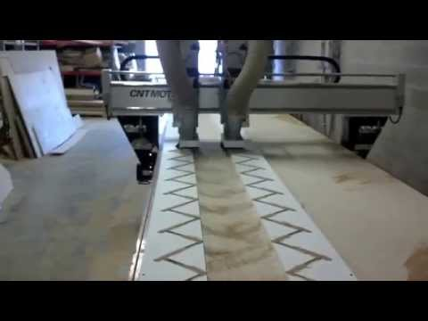 Routing Stringers