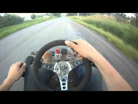 RM125 Drag Kart - Custom Built - Top speed 110km/hr+
