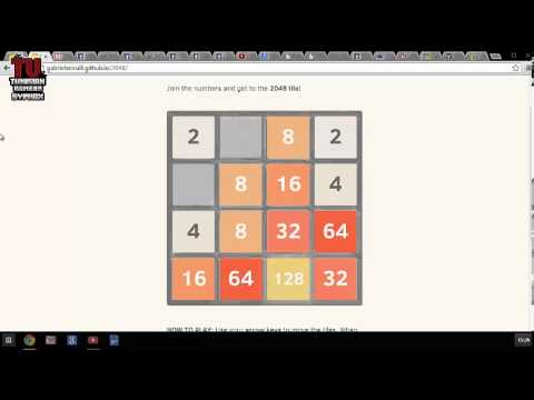 [BG]: How to cheat in 2048