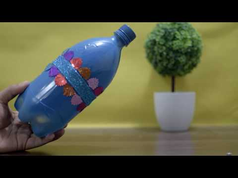 7 Daily Life Uses With Recycled Plastic Bottles