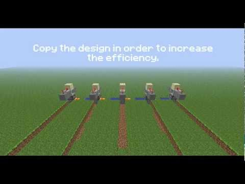 Minecraft Tutorial: How to build the most efficient cobblestone generator.