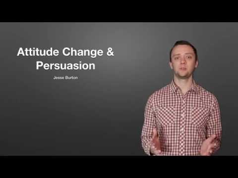 Marketing Behaviour 2101033 - Wk 7 Attitude Change & Persuasion