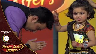 DID Lil Masters 3 Behind The Scenes: Delhi Auditions - Lil Angel Performs Breathtaking Folk Dance