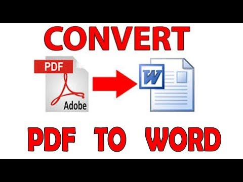 How to Convert Ms Office Files into Non-Editable(Pdf Format)