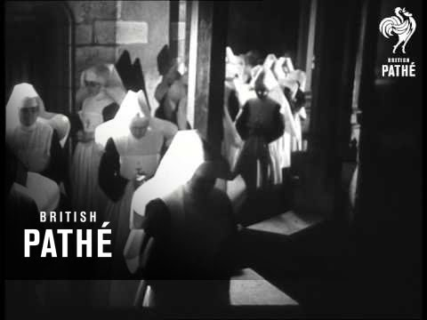 Midnight Mass In Hospital Of Beaune (1949)